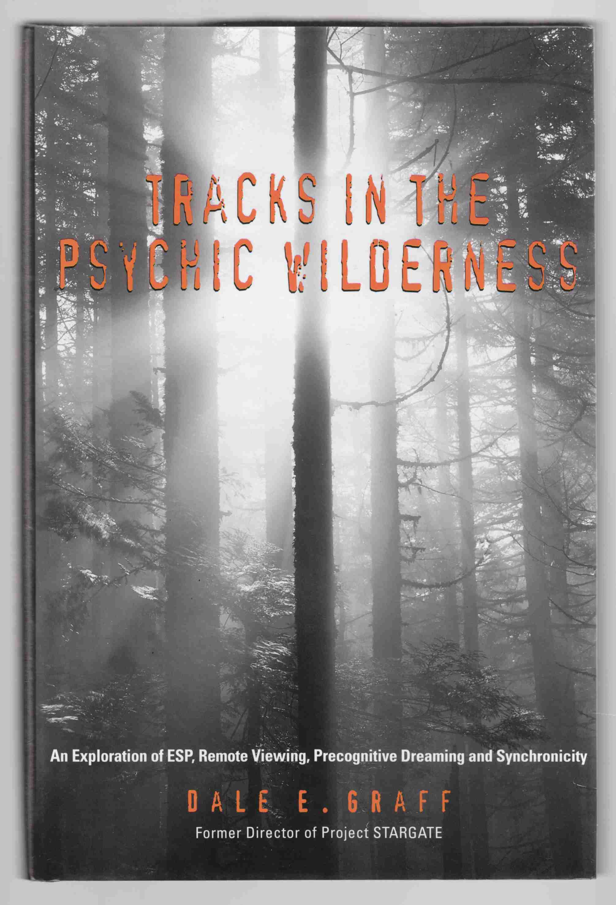 Image for Tracks in the Psychic Wilderness An Exploration of Remote Viewing, ESP, Precognitive Dreaming, and Synchronicity