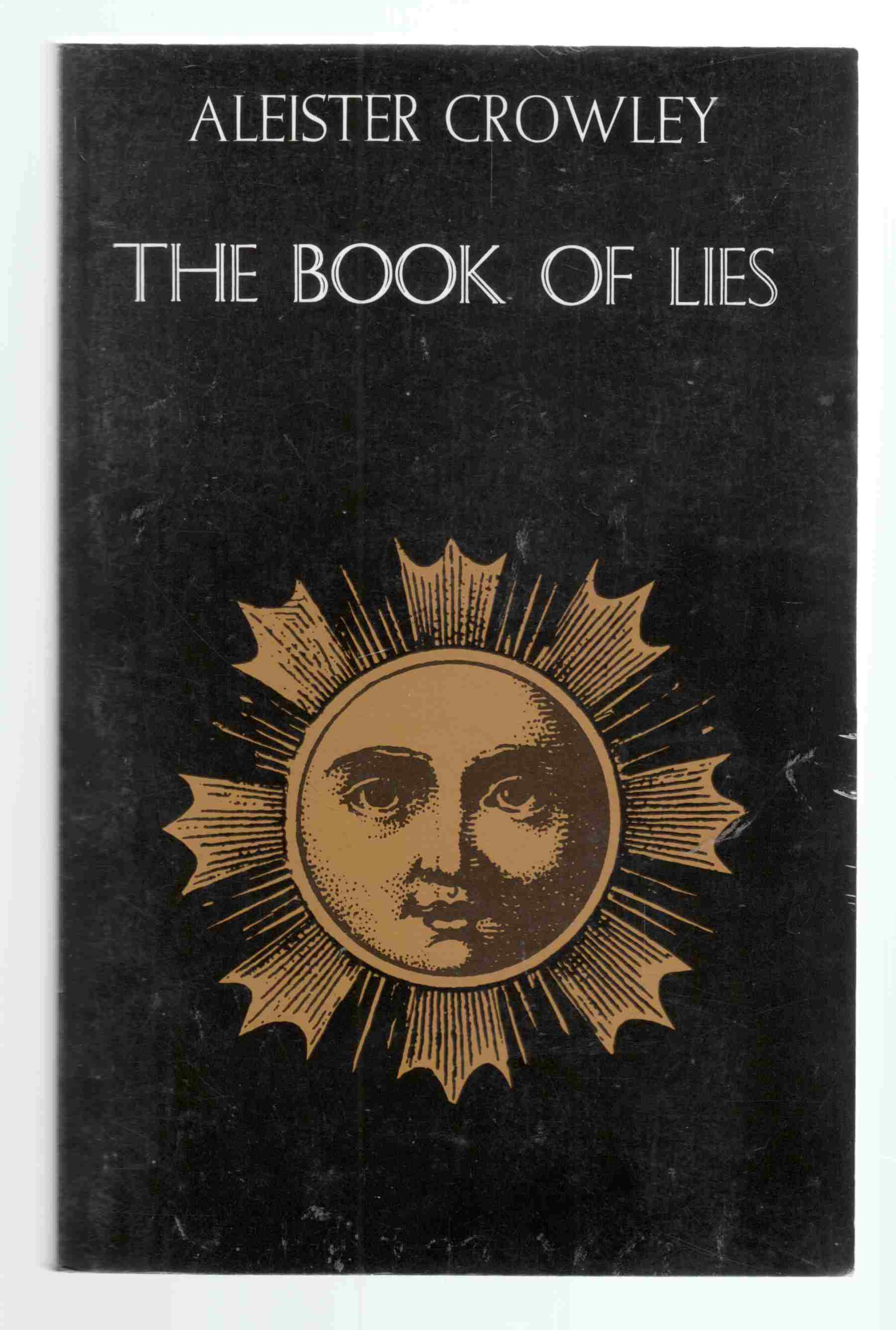 Image for The Book of Lies
