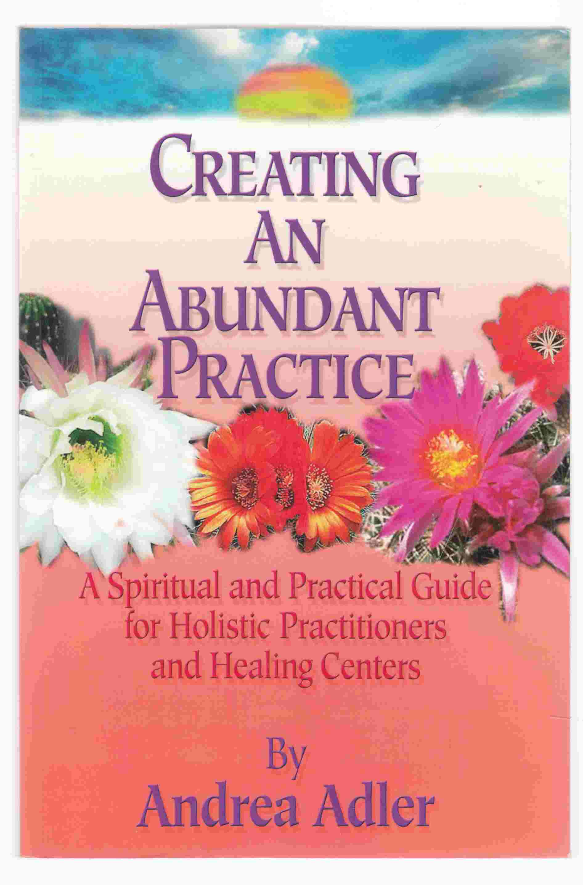 Image for Creating an Abundant Practice A Spiritual and Practical Guide for Holistic Practitionrs and Healing Centers
