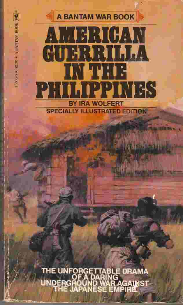 Image for American Guerrilla in the Philippines (War Book Ser.)