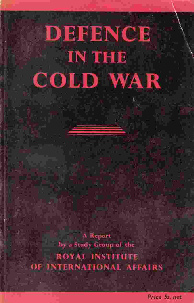 Image for Defence in the Cold War: The Task for the Free World