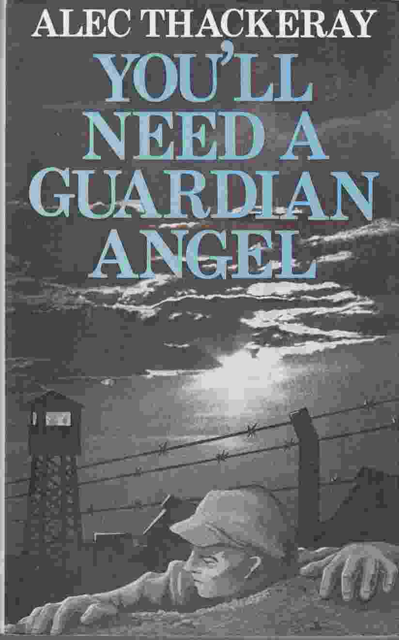 Image for You'll Need a Guardian Angel