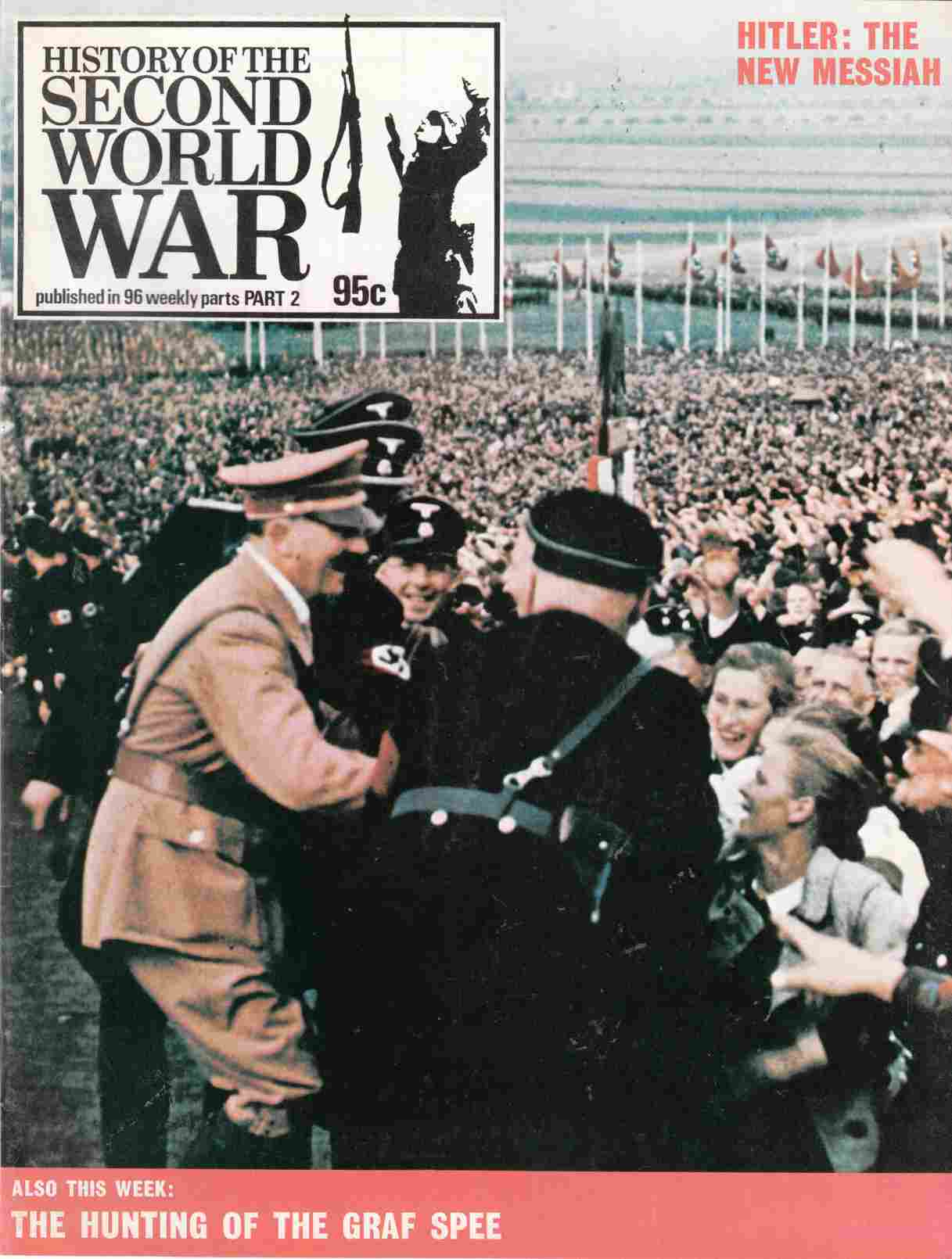Image for History of the Second World War Part 2
