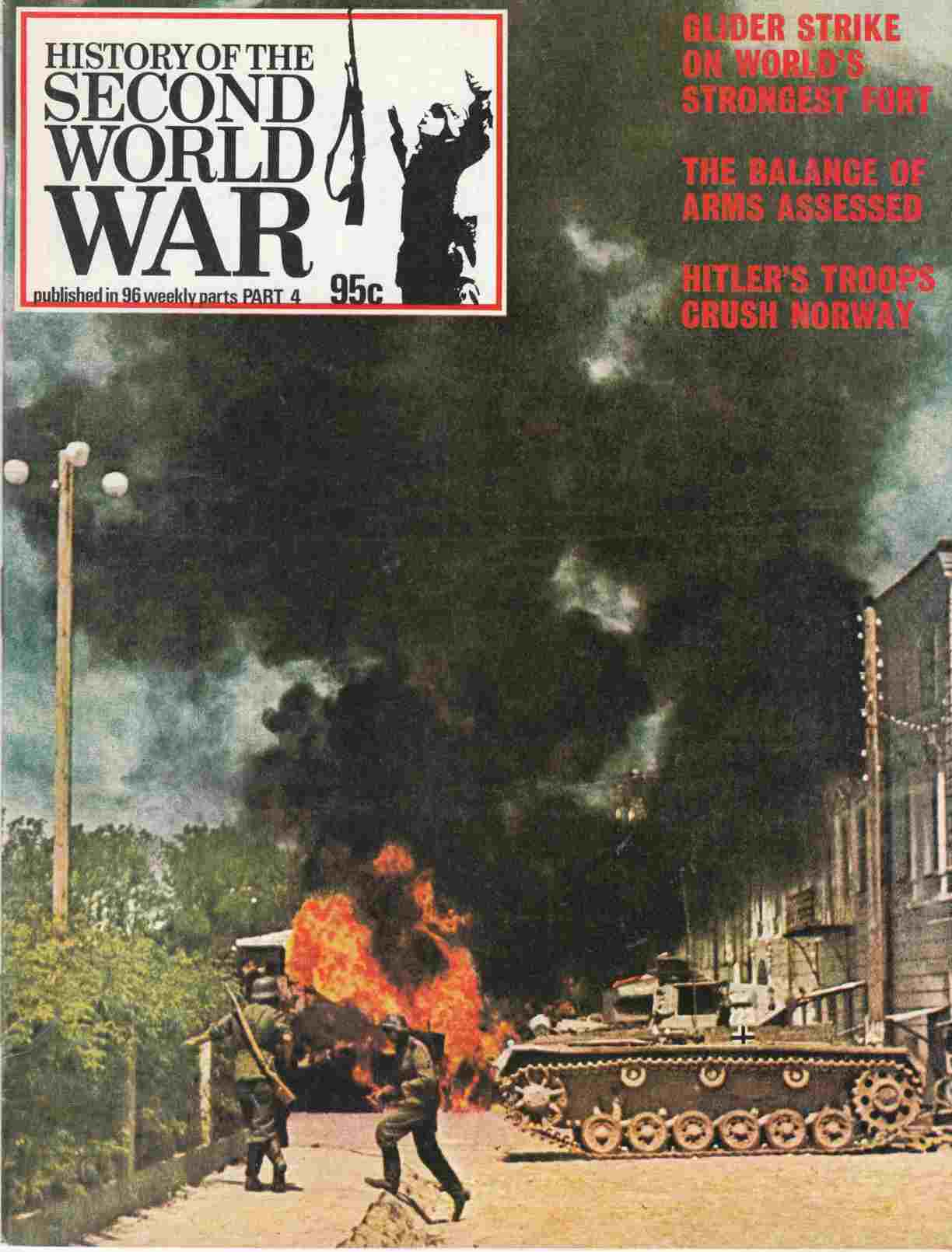 Image for History of the Second World War Part 4