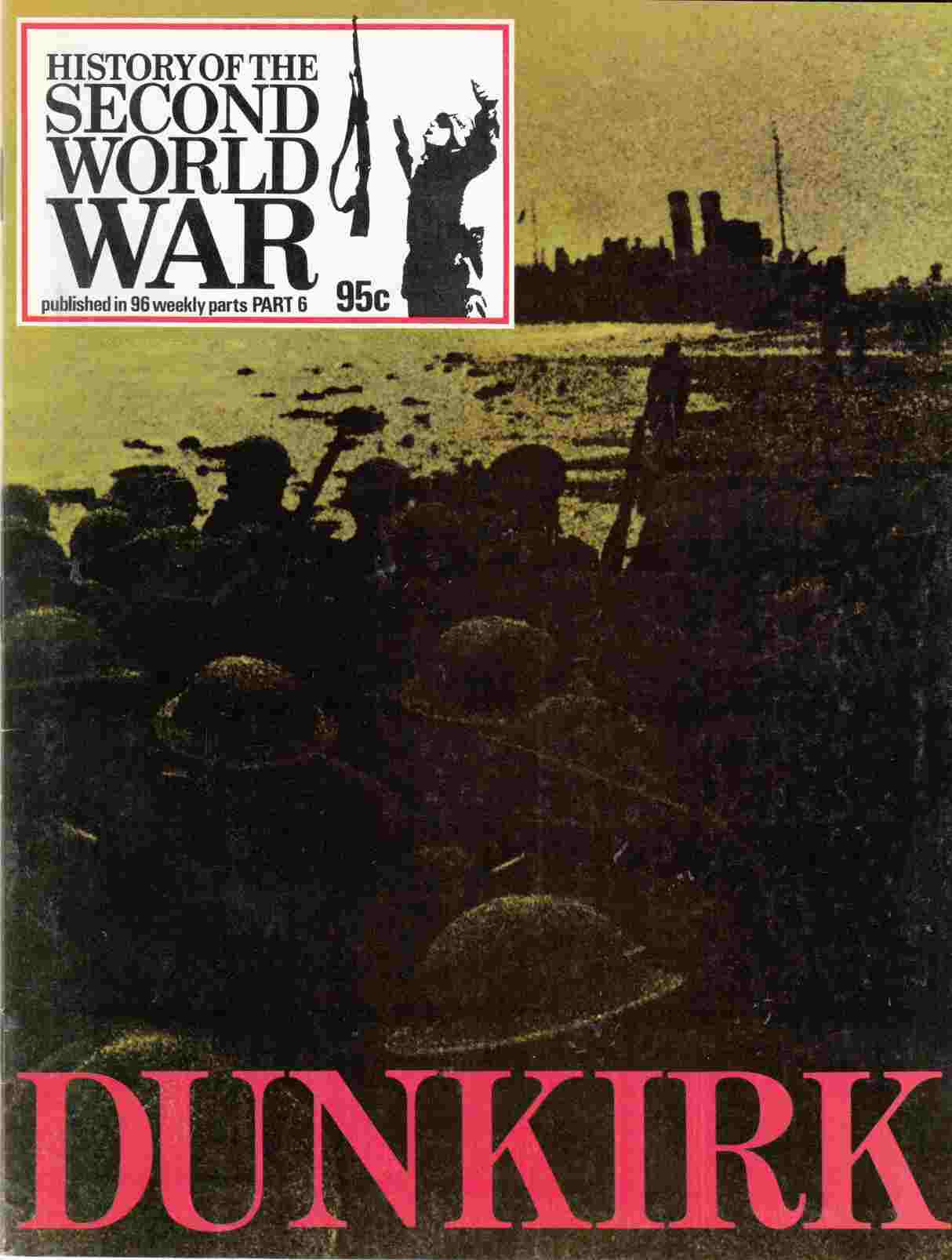 Image for History of the Second World War Part 6
