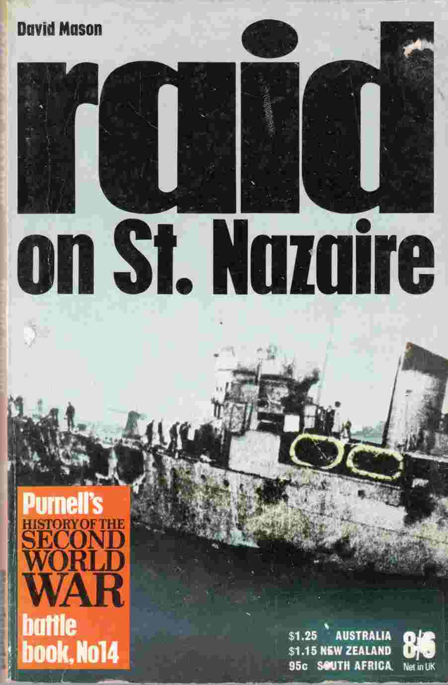 Image for Raid on St. Nazaire