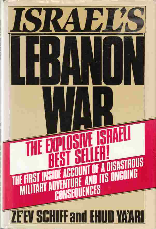 Image for Israel's Lebanon War