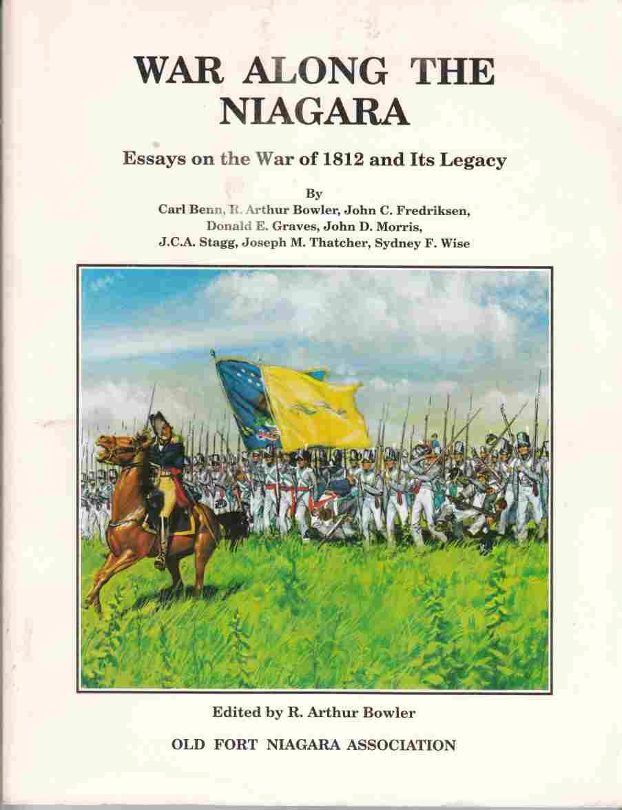 Image for War Along the Niagara: Essays on the War of 1812 and Its Legacy