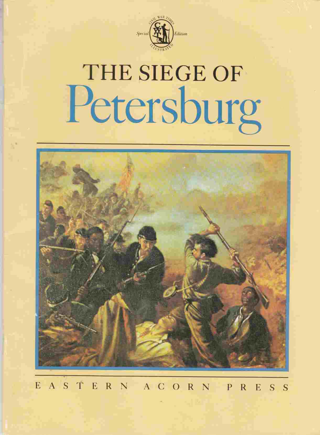 Image for The Siege of Petersburg