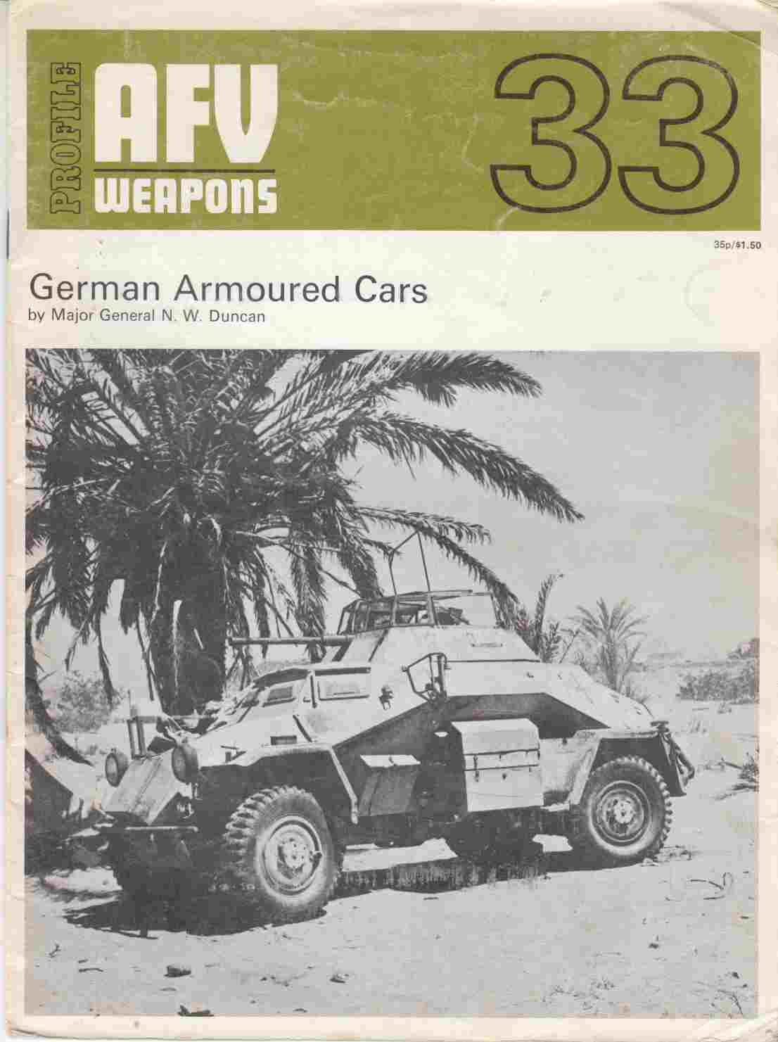 Image for German Armoured Cars