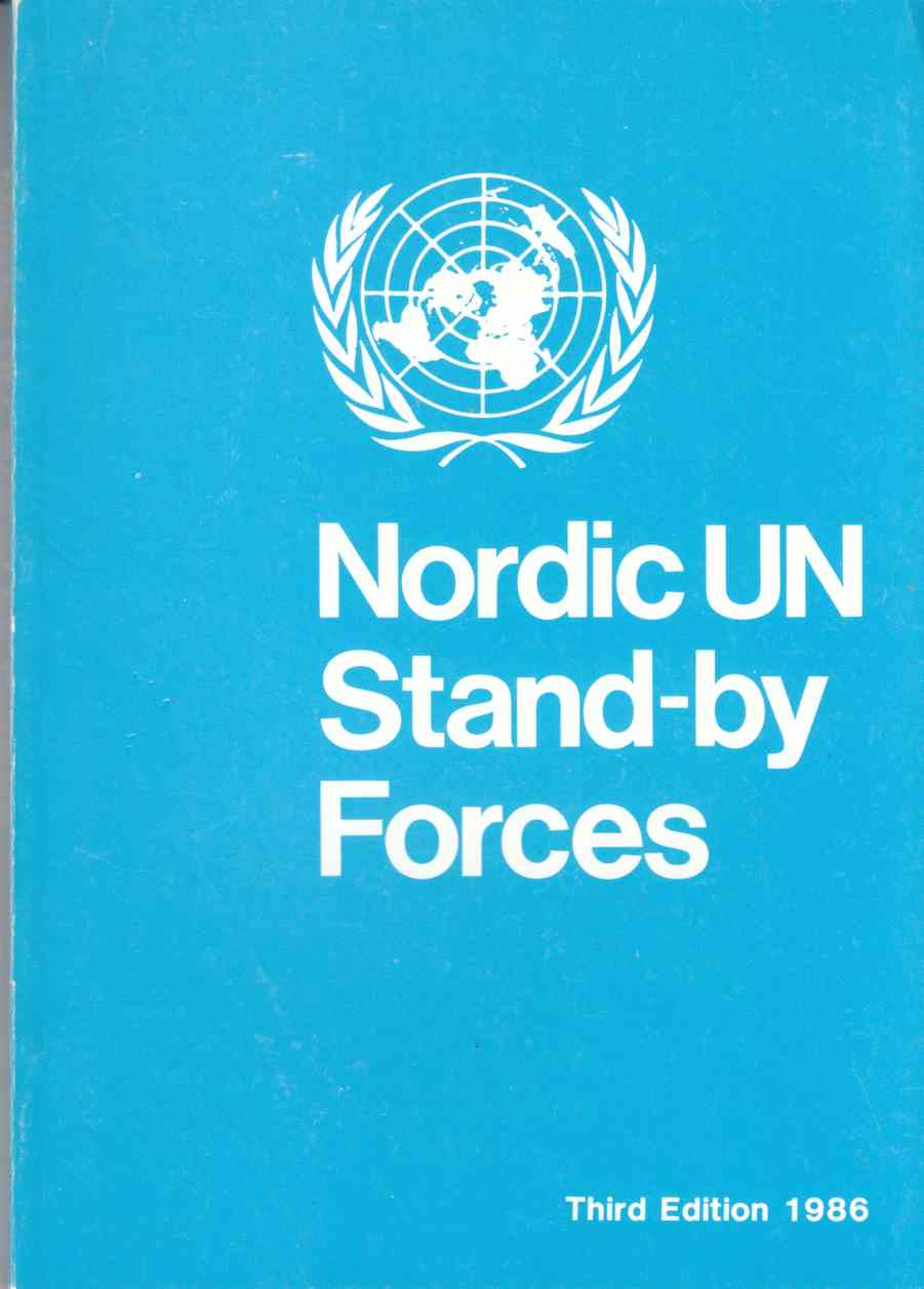 Image for Nordic UN Stand-By Forces Third Edition 1986