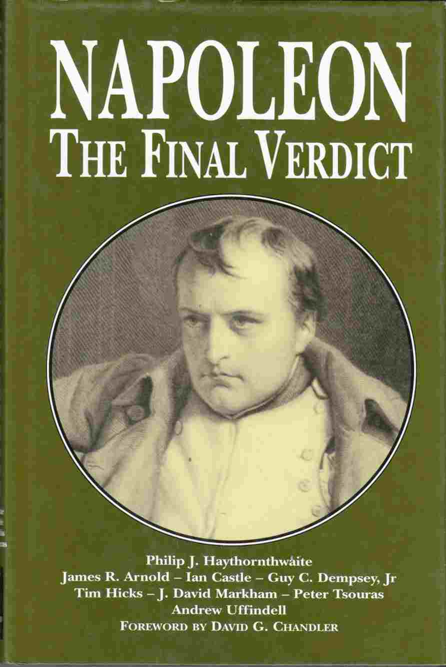 Image for Napoleon The Final Verdict