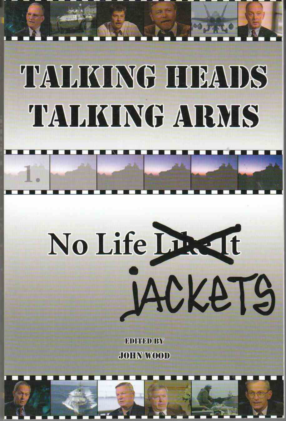 Image for Talking Heads Talking Arms Volume 1: No Life Jackets