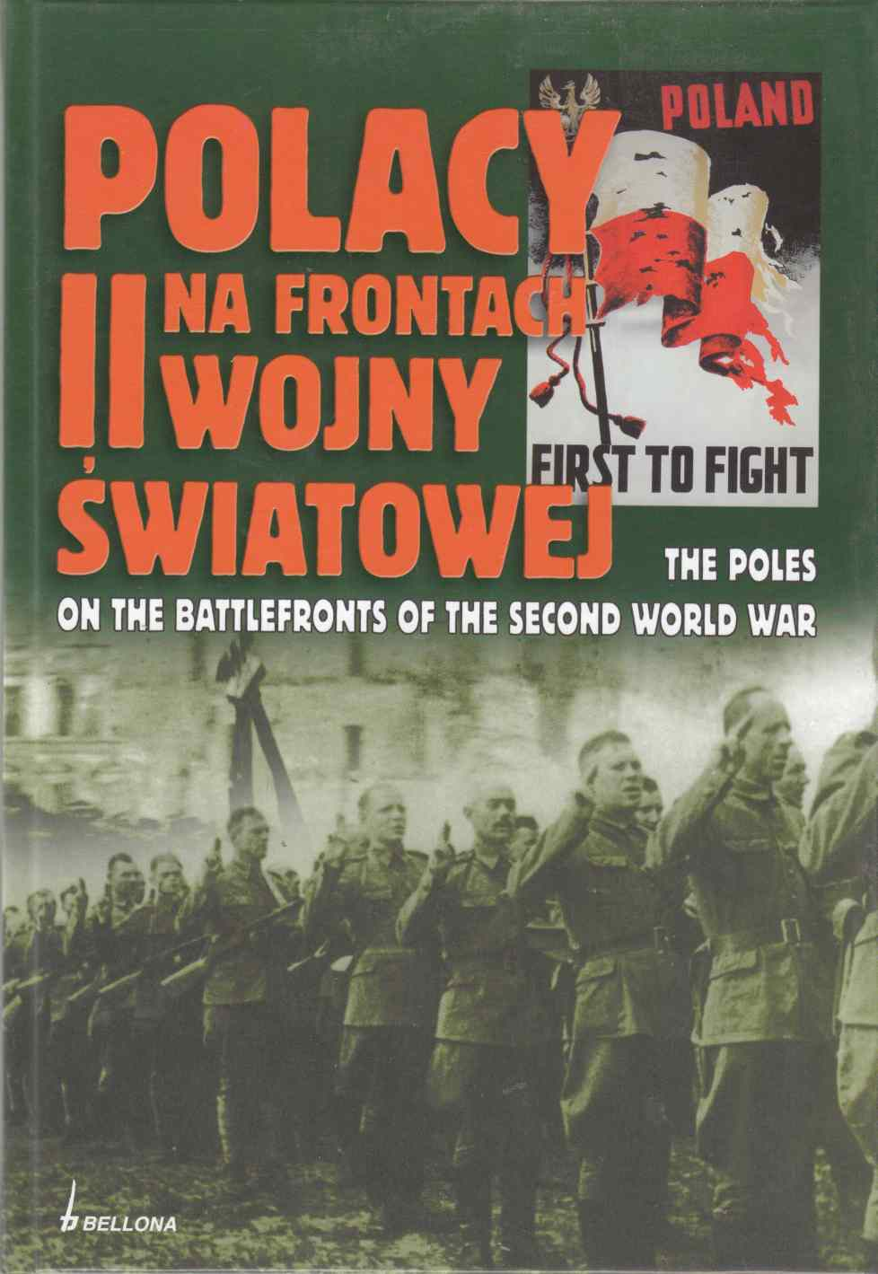 Image for The Poles on the Battlefronts of the Second World War / Polacy Na Frontach II Wojny Swiatowej