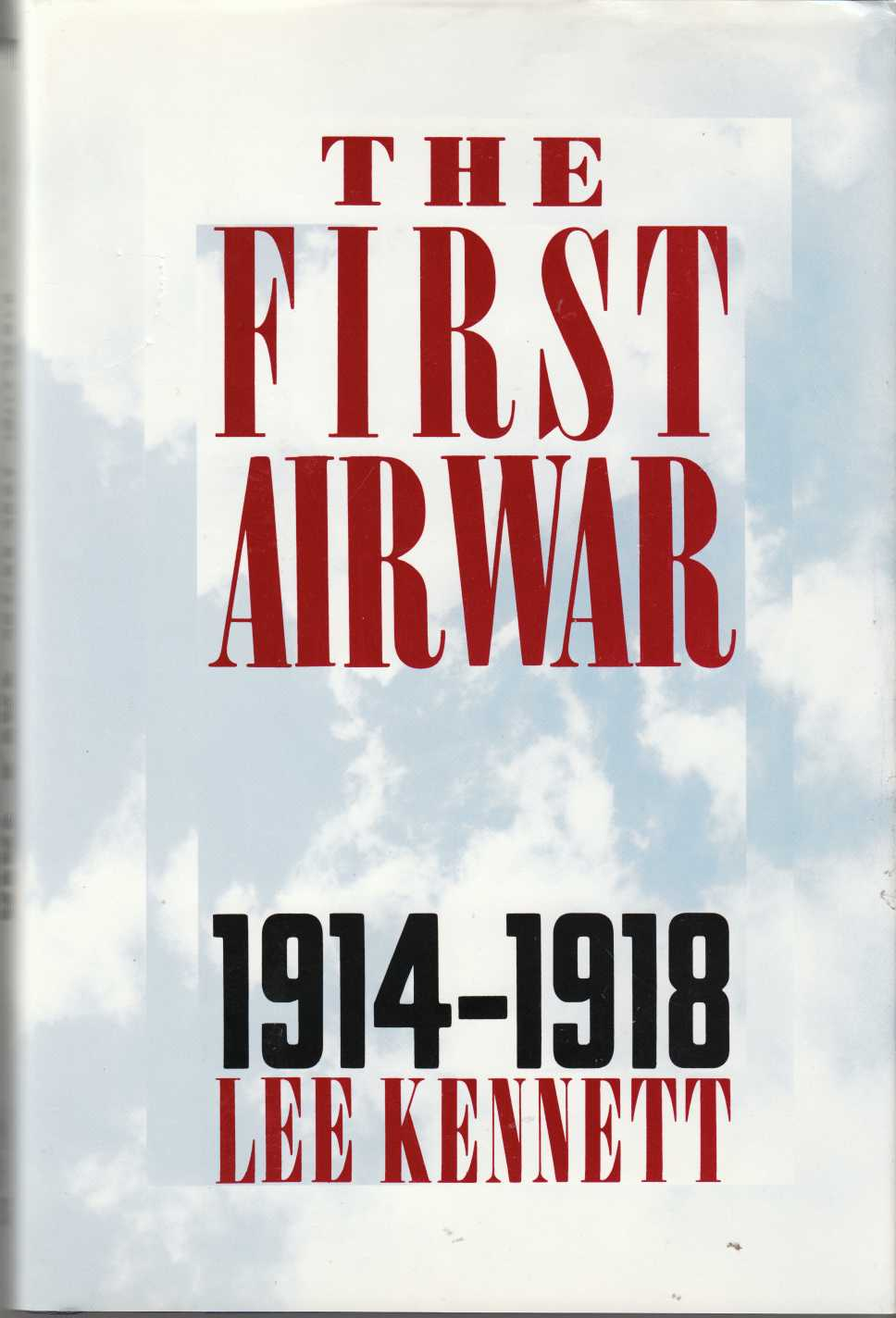 Image for The First Airwar 1914-1918