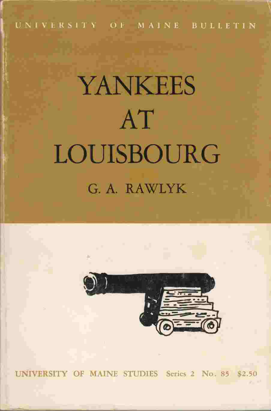 Image for Yankees At Louisbourg