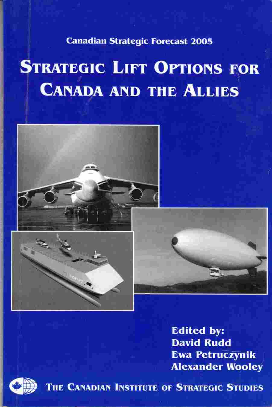 Image for Canadian Strategic Forecast 2005: Strategic Lift Options for Canada and the Allies