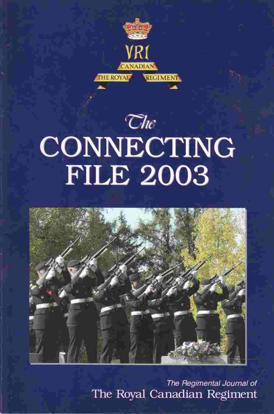 Image for The Connecting File 2003 - April 2004 Issue 85