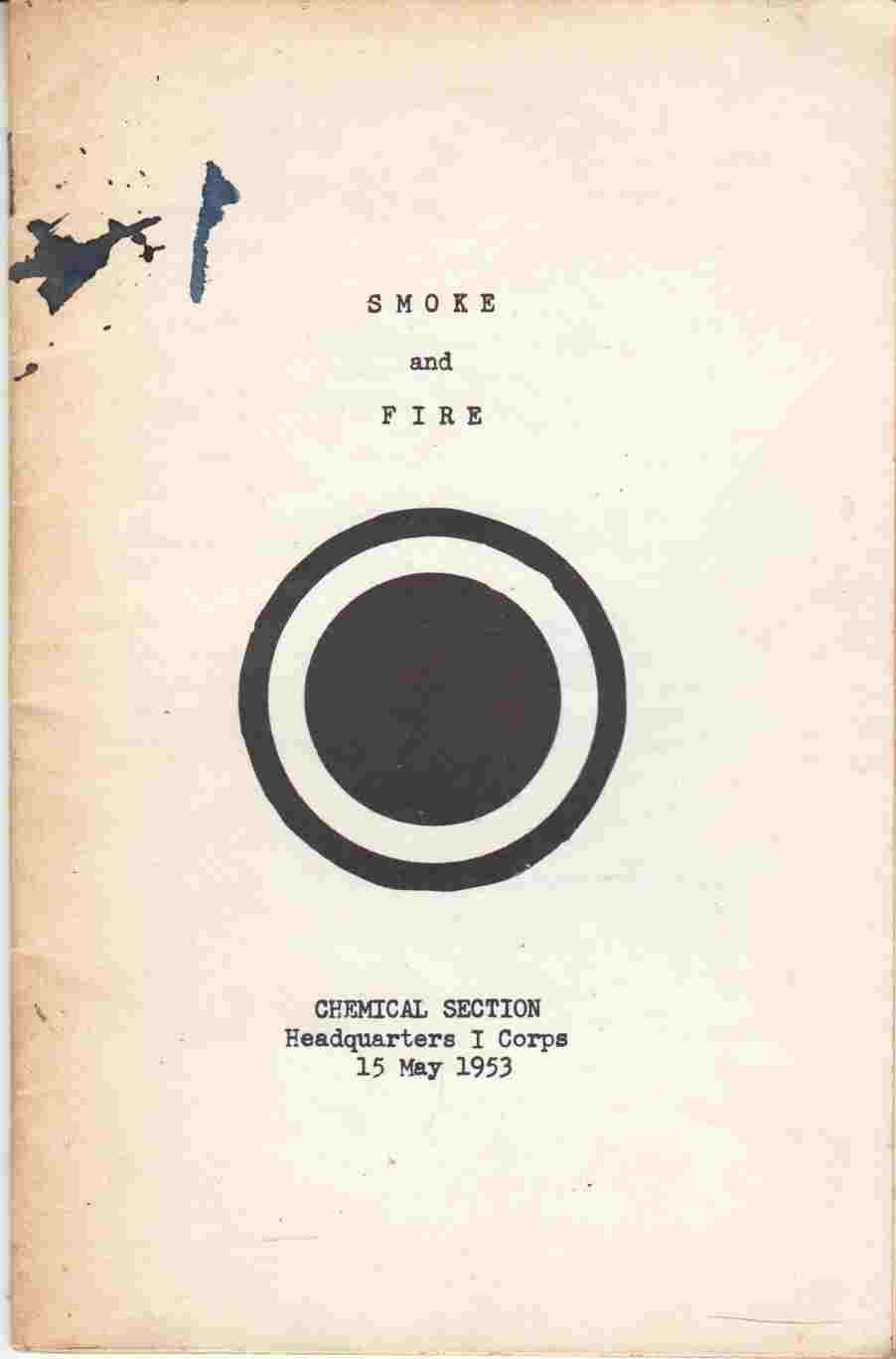 Image for Smoke and Fire
