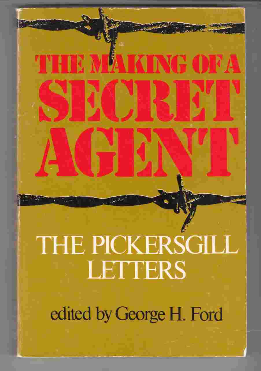 Image for The Making of a Secret Agent Letters of 1934 - 1943