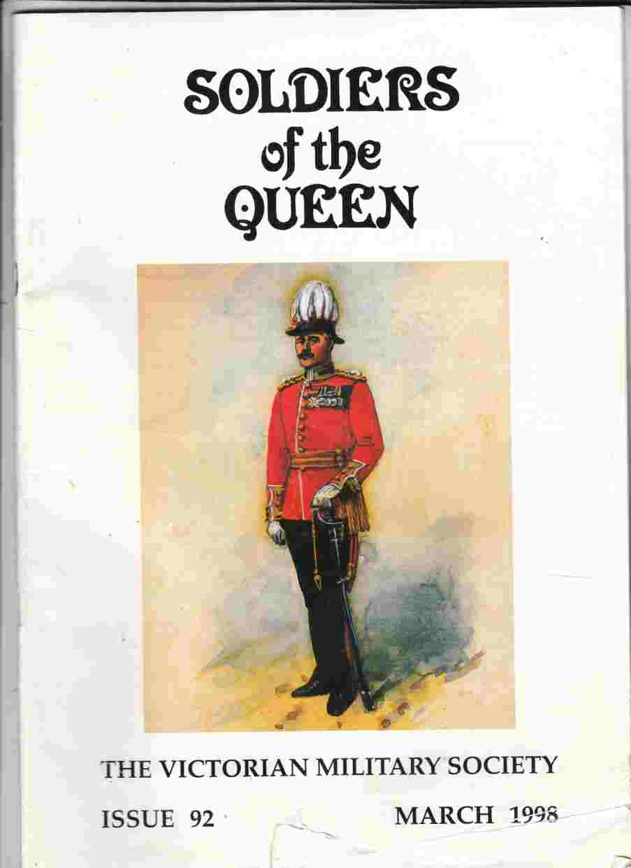 Image for Soldiers of the Queen Issue 68 March 1992