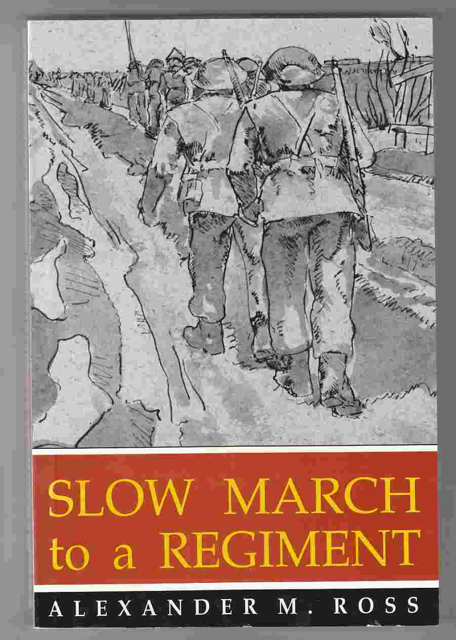 Image for Slow March to a Regiment