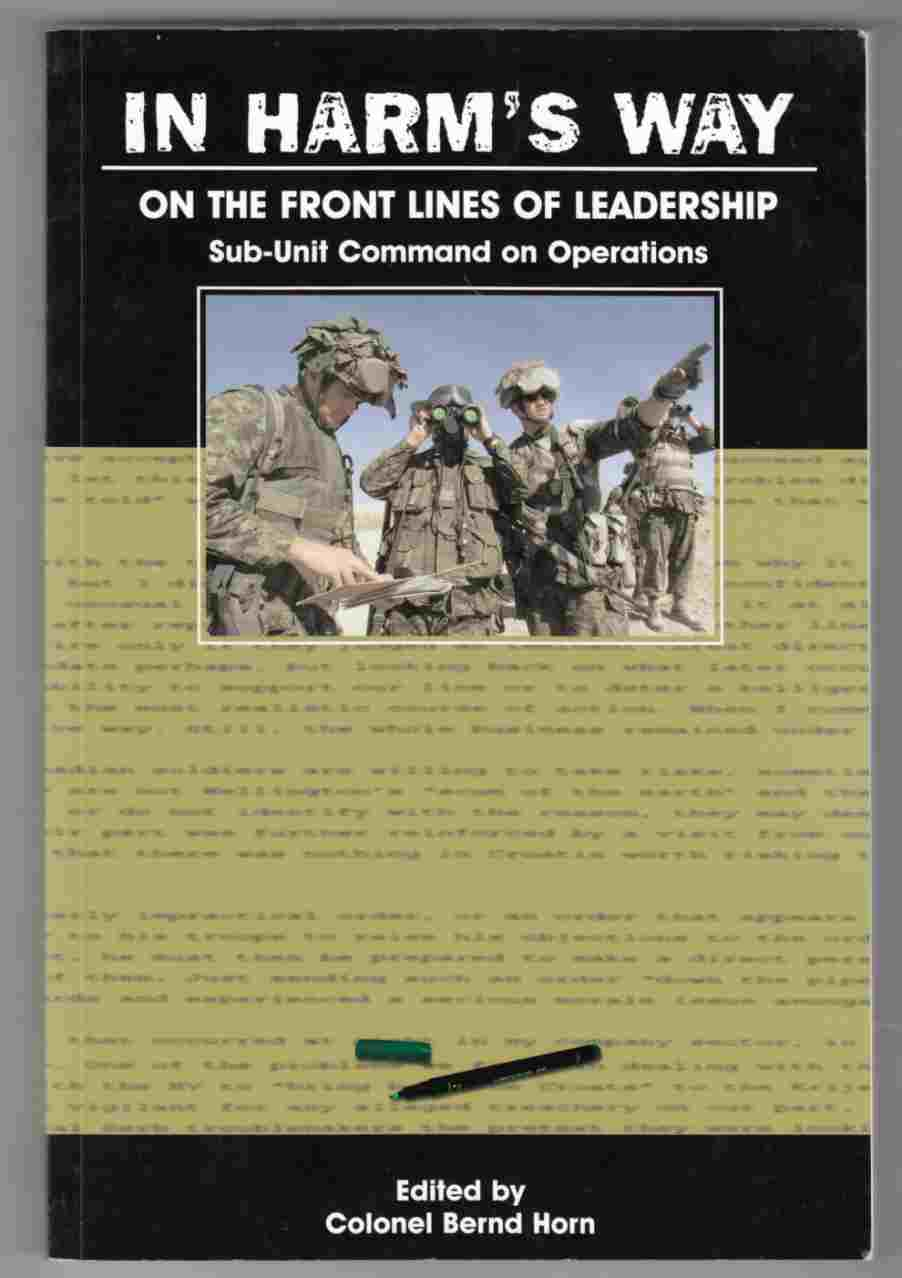 Image for On the Front Lines of Leadership: Sub-Unit Command on Operations