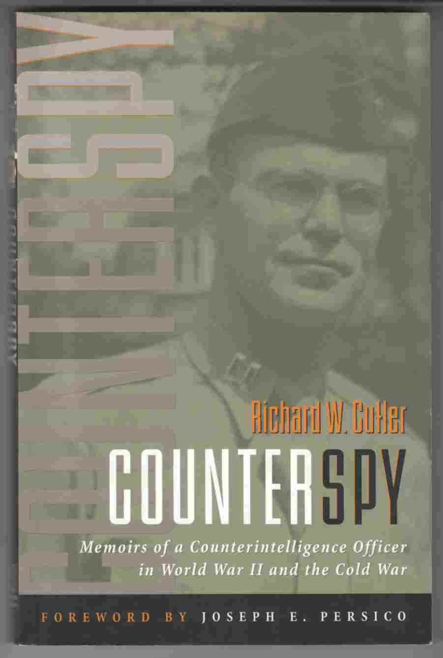 Image for Counterspy Memoirs of a Counterintelligence Officer in World War II and the Cold War