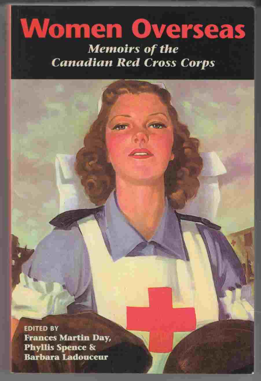Image for Women Overseas Memoirs of the Canadian Red Cross Corps