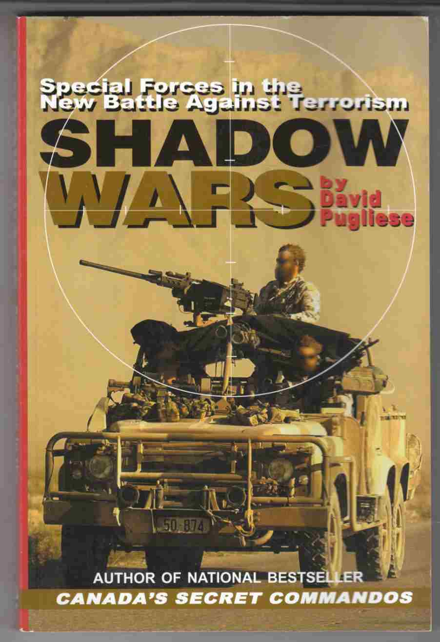 Image for Shadow Wars:  Special Forces in the New Battle Against Terrorism