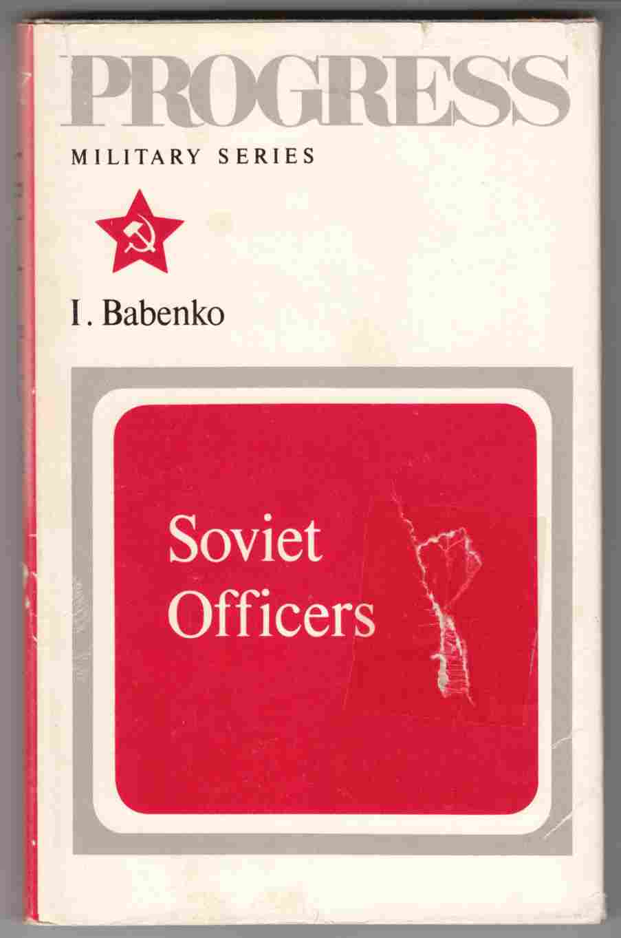 Image for Soviet Officers