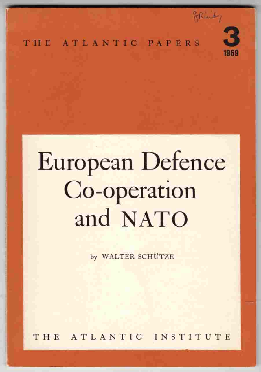 Image for European Defence Co-Operation and NATO
