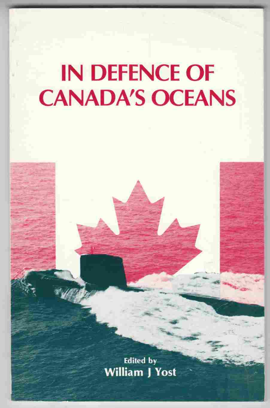 Image for In Defence of Canada's Oceans