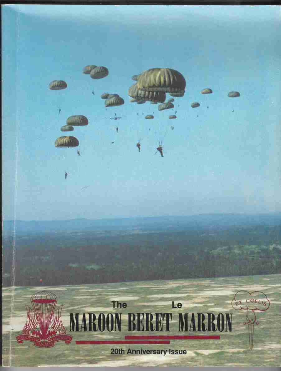 Image for The Maroon Beret 20th Anniversary Issue