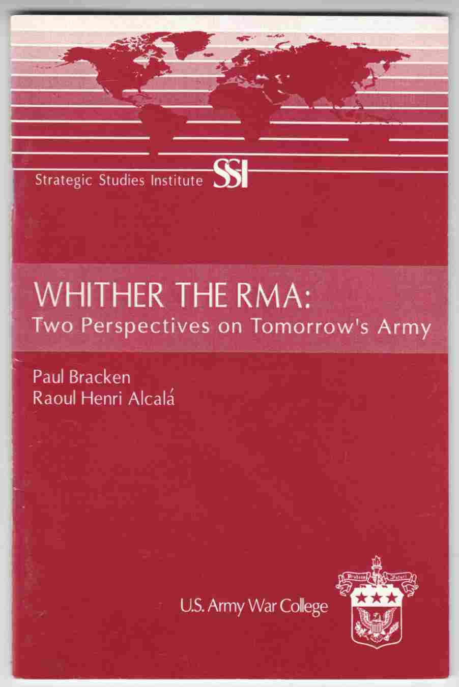 Image for Whither the RMA: Two Perspectives on Tomorrow's Army