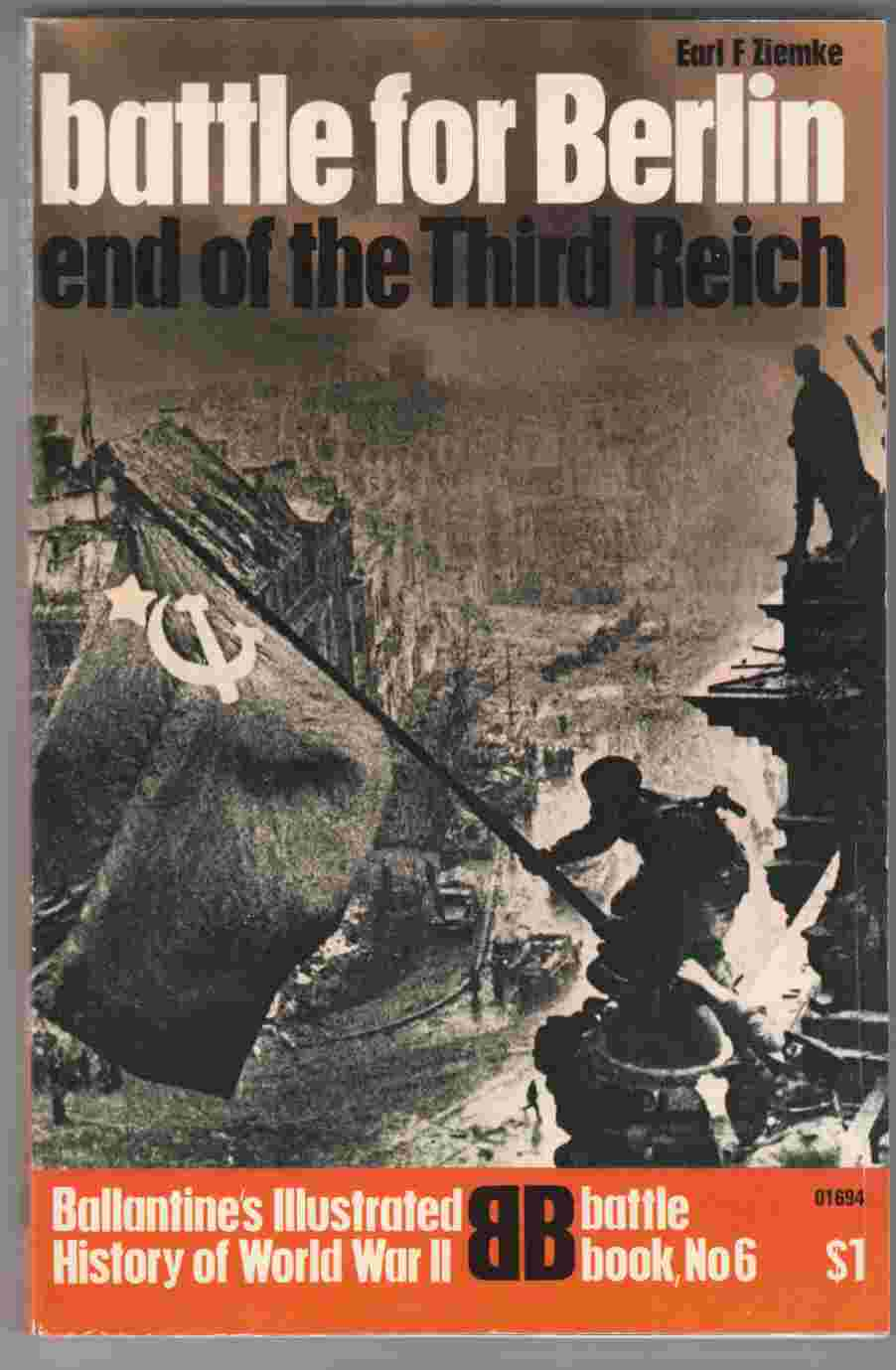 Image for Battle for Berlin:  End of the Third Reich