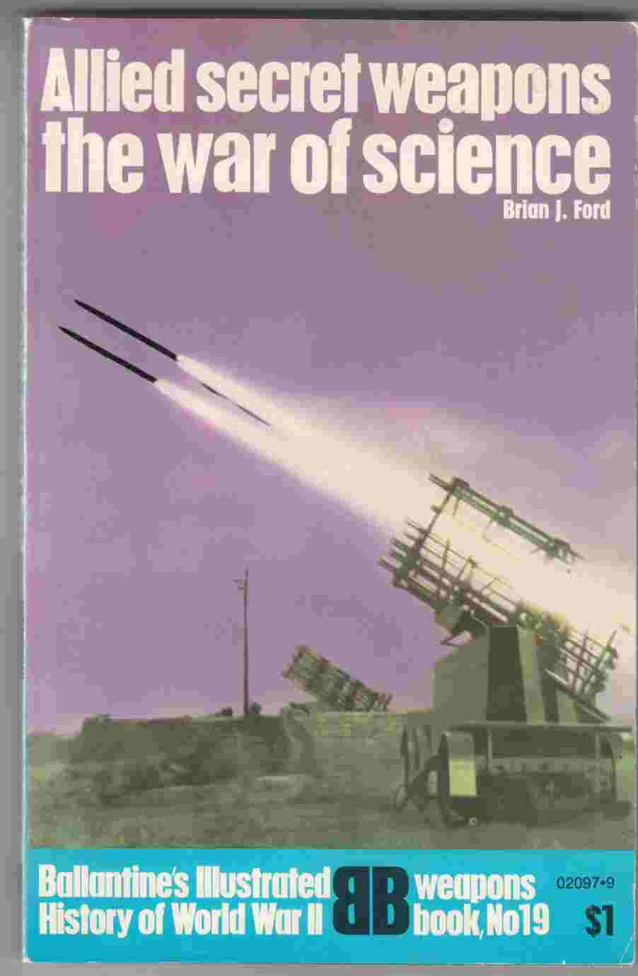 Image for Allied Secret Weapons the War of Science