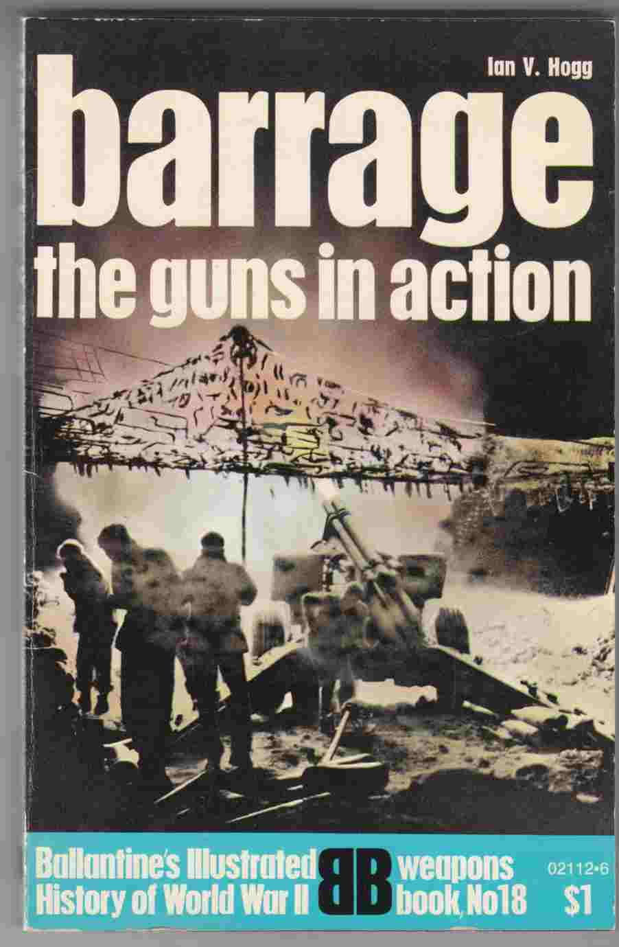 Image for Barrage: the Guns in Action