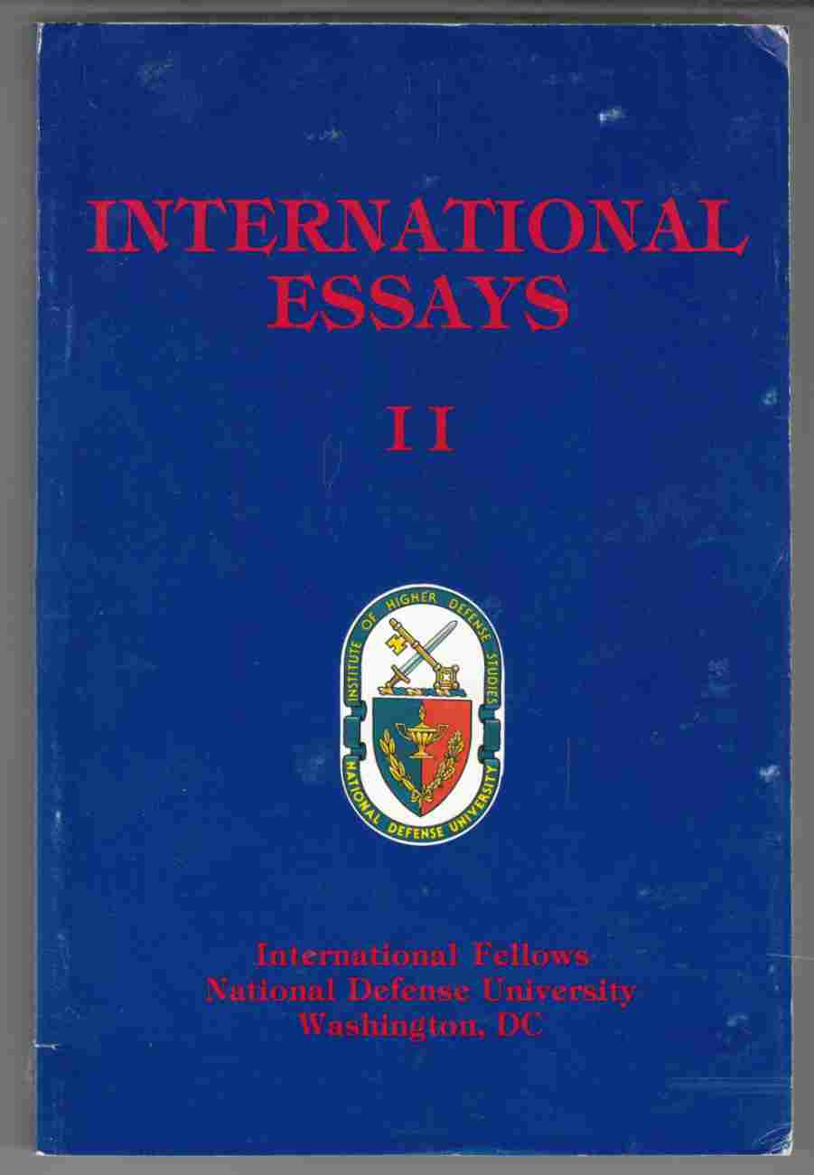 Image for International Essays II