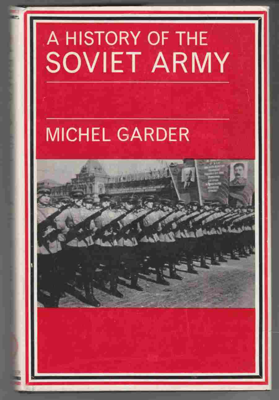 Image for A History of the Soviet Army