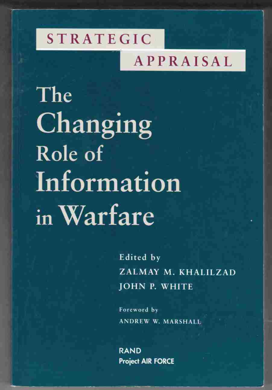 Image for The Changing Role of Information in Warfare