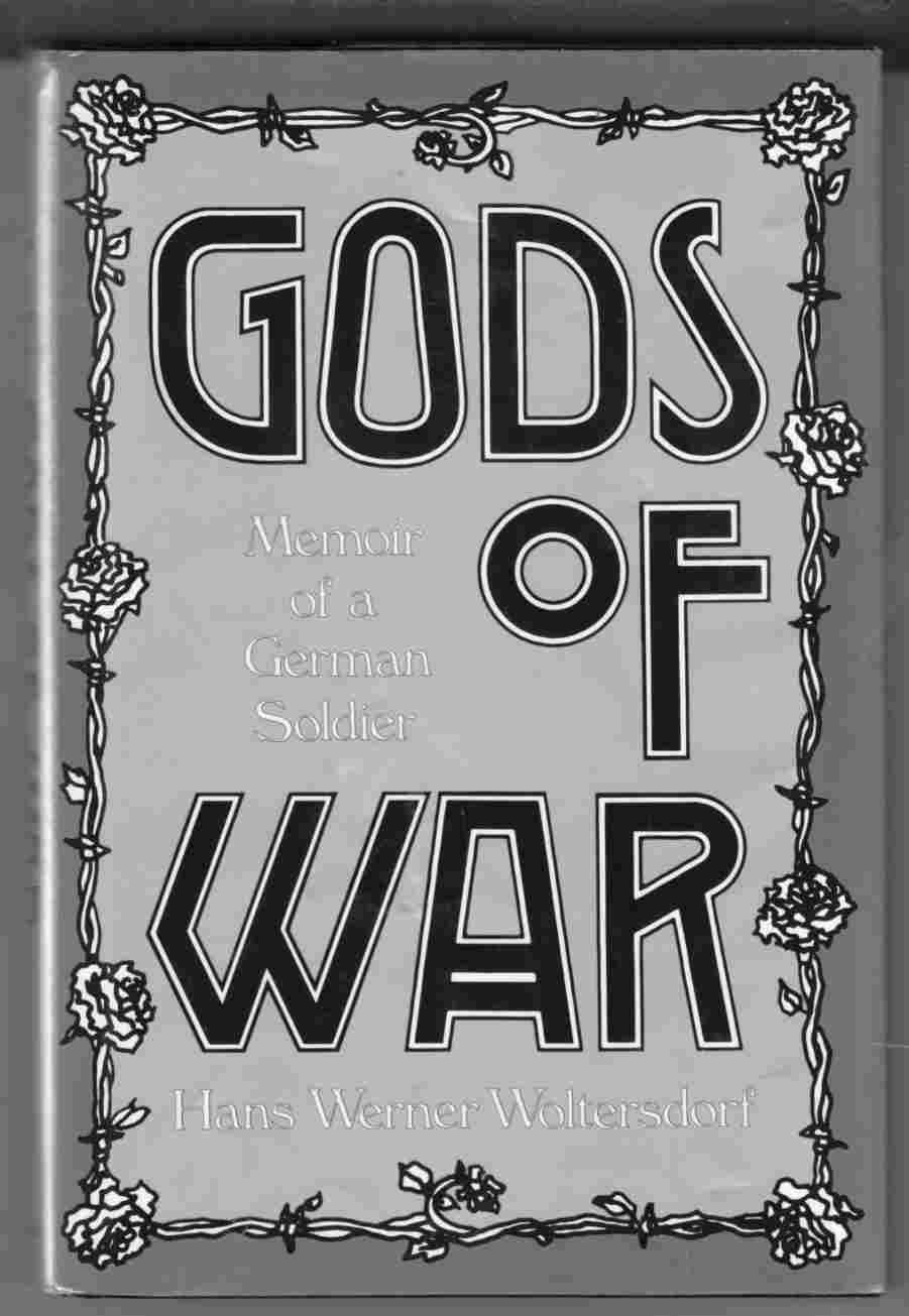 Image for Gods of War Memoir of a German Soldier