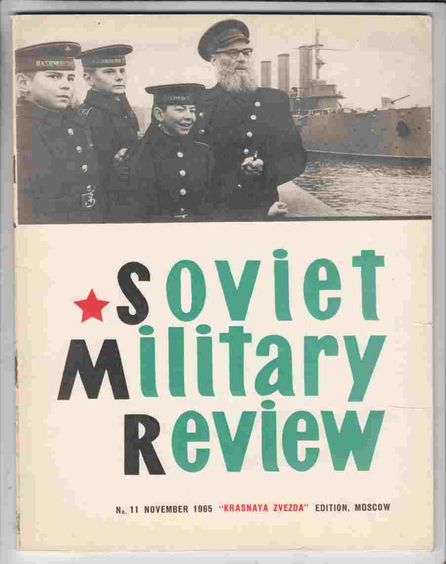Image for Soviet Military Review No. 11 November 1965