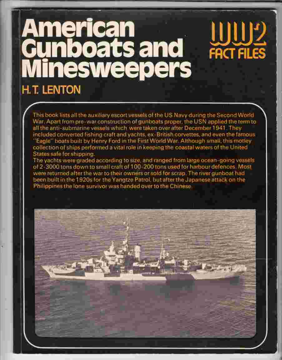 Image for American Gunboats and Minesweepers