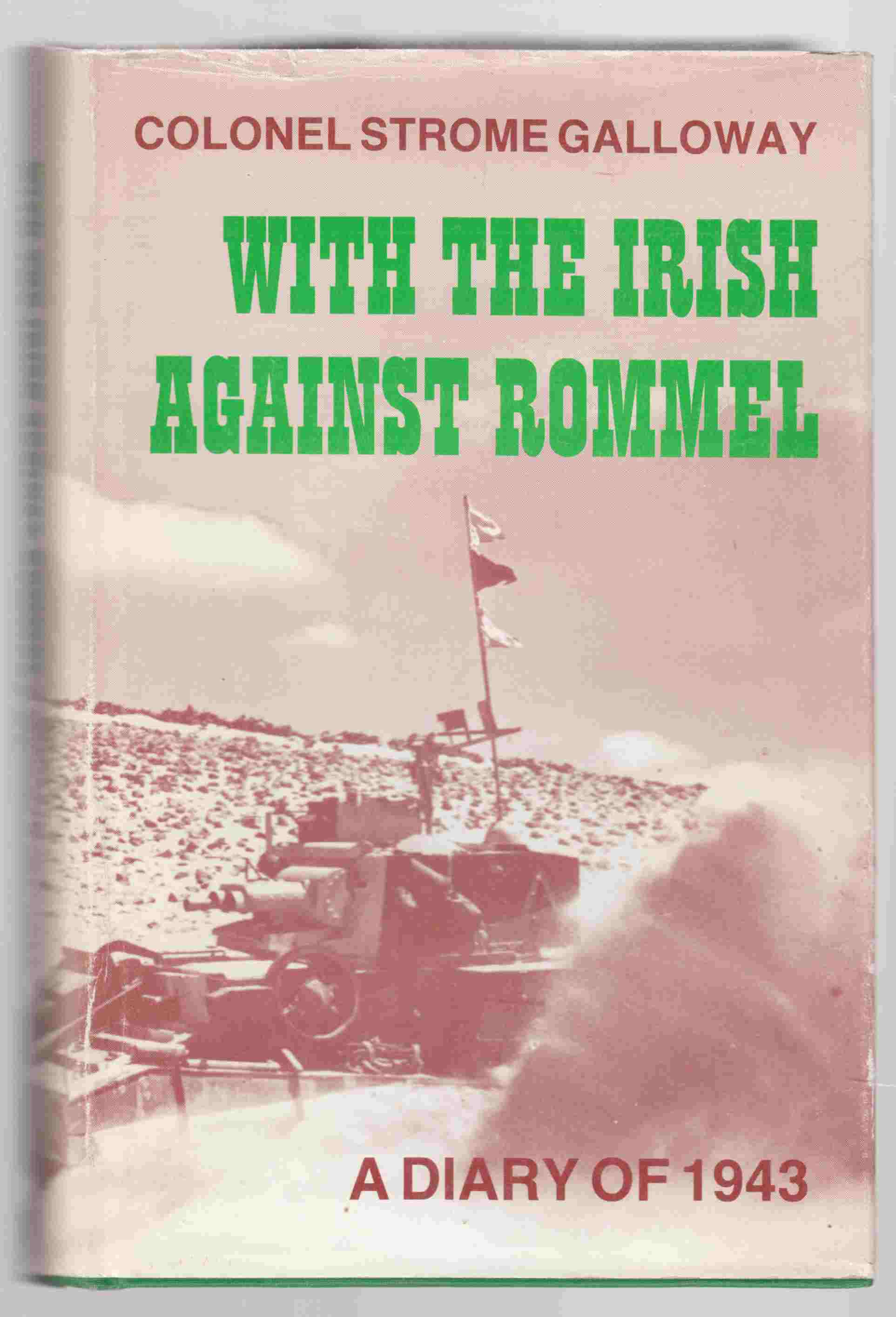 Image for With the Irish Against Rommel A Diary of 1943
