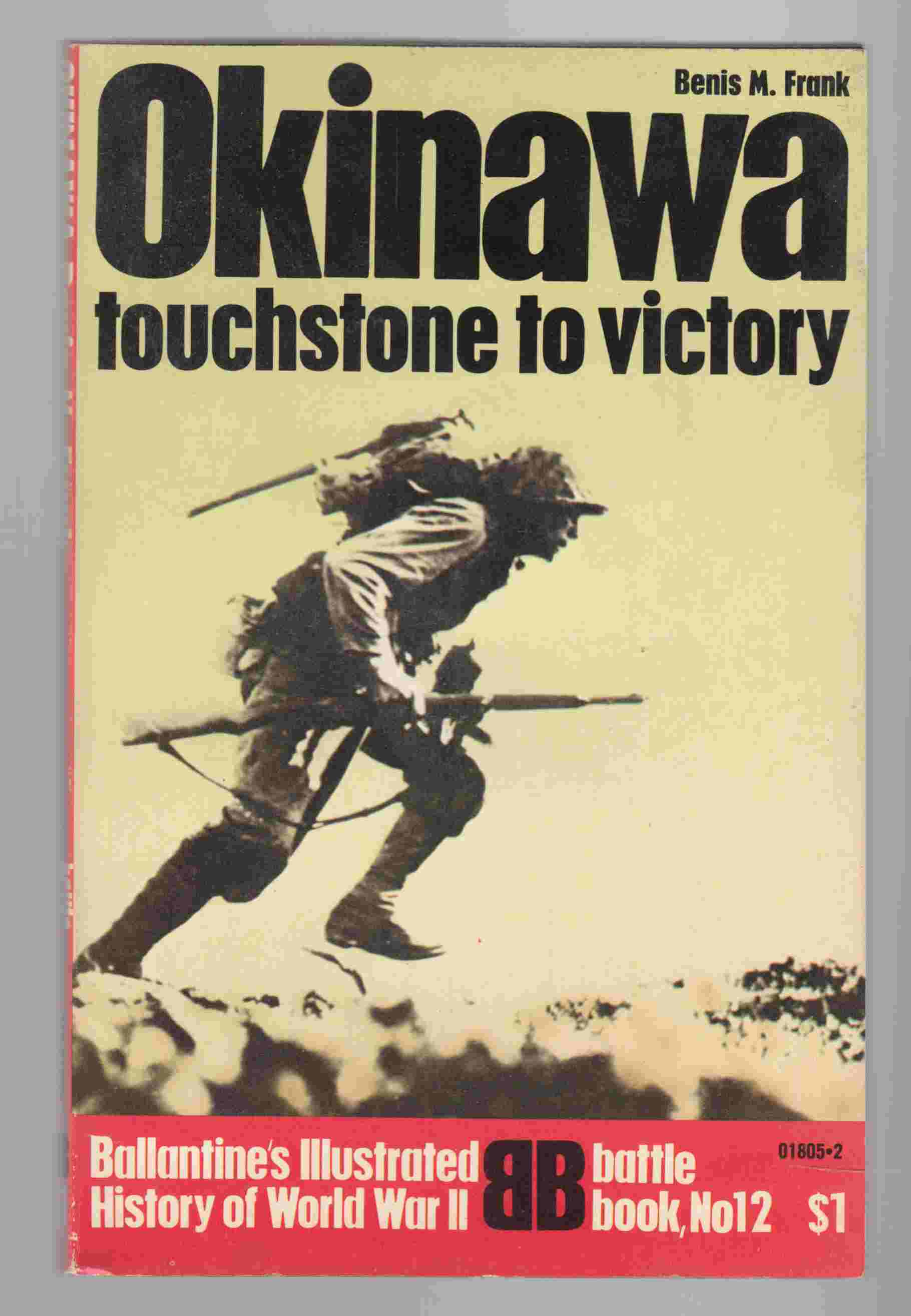 Image for Okinawa: Touchstone to Victory
