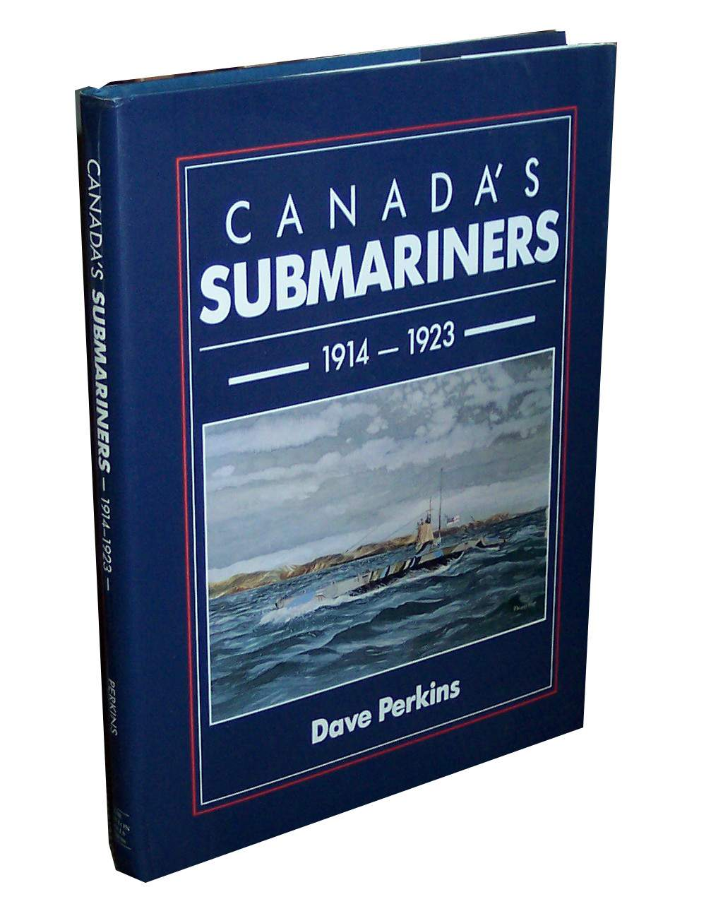 Image for Canada's Submariners 1914 - 1923