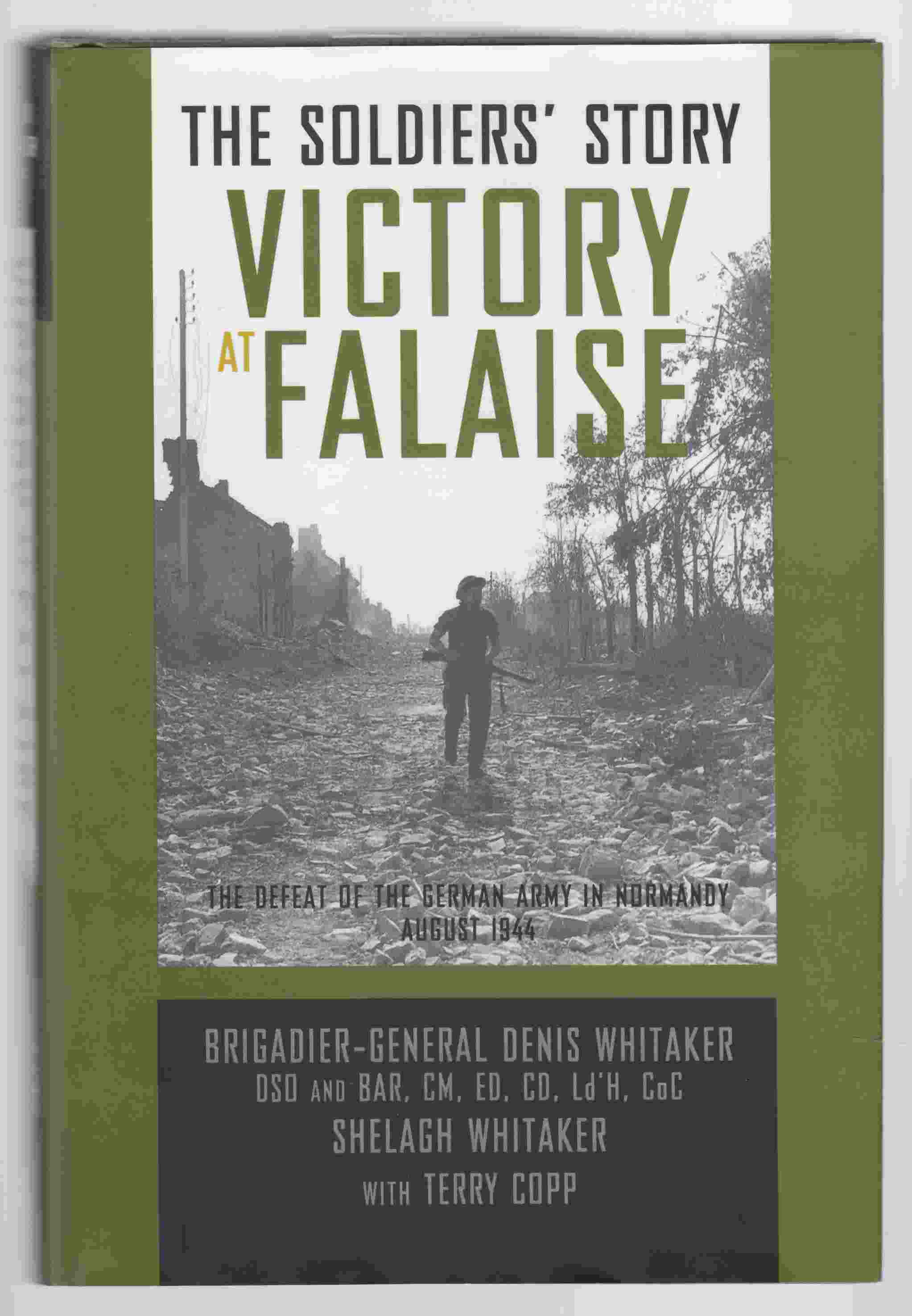 Image for Victory At Falaise:  The Soldier's Story