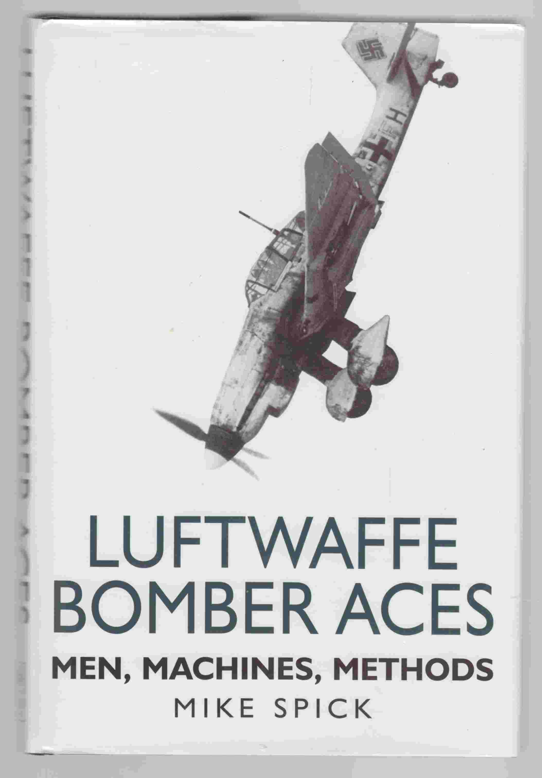 Image for Luftwaffe Bomber Aces Men, Machines, Methods