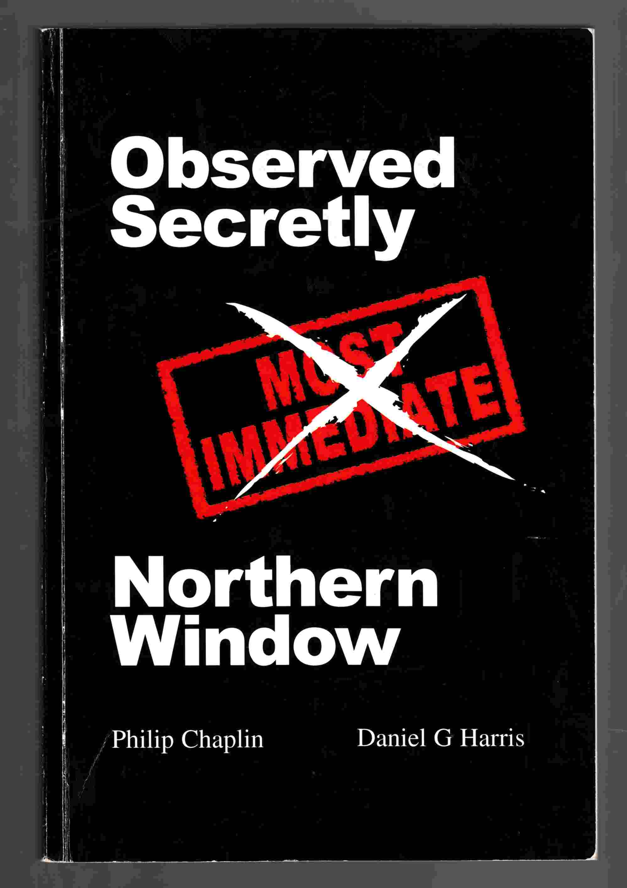 Image for Observed Secretly Northern Window